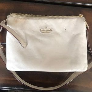 Kate spade purse- cream
